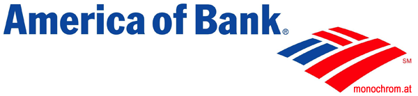 America of Bank (monochrom)