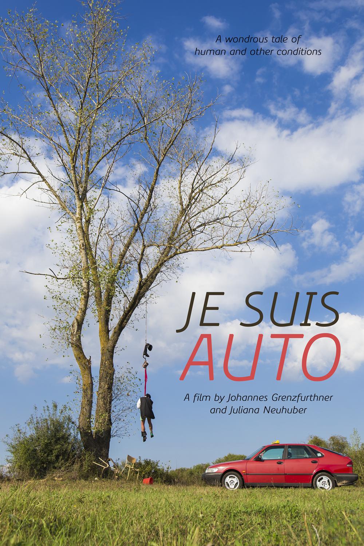 Je Suis Auto, poster.